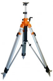 Statief Al H: 0.55-2.48 m, Hub 310mm/395mm met Teleskoop