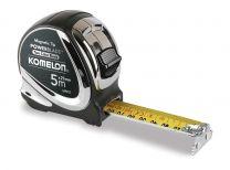 Rolbandmaat Komelon Powerblade Pro 5mtr*27mm