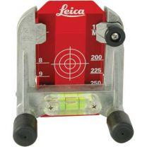 Kleine plaat voor Richtmerk 150-300mm rood