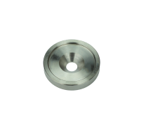 Centreerplaat 33mm verzonken boring 8mm