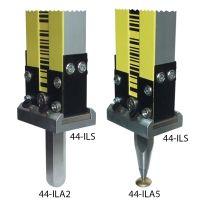 Adapter-Edelstaal, met geharde staalpunt, lange 90mm