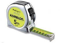 Rolbandmaat Komelon ProErgo-C Hi-Viz 5mtr*19mm