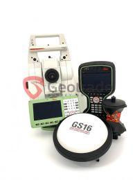 Leica TS16P 1'R1000/CS20/GS16 robotic total station