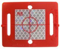 Meetmerk rood RS60R