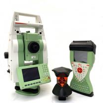 "Leica TS12P 5"" R400/CS15 Robotic Total Station"