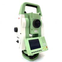 "Leica TS12P 5"" R400 Total Station"