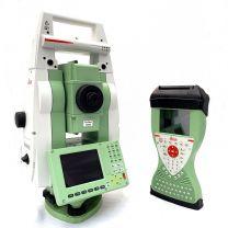 "Leica TS12P 2"" R100/CS15 Robotic Total Station"