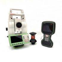 """Leica TS16P 3"""" R500 Total Station/Leica CS20 3,75G Controller"""