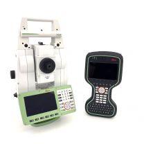 """Leica TS16 1"""" R500 total station/Leica CS20 controller"""