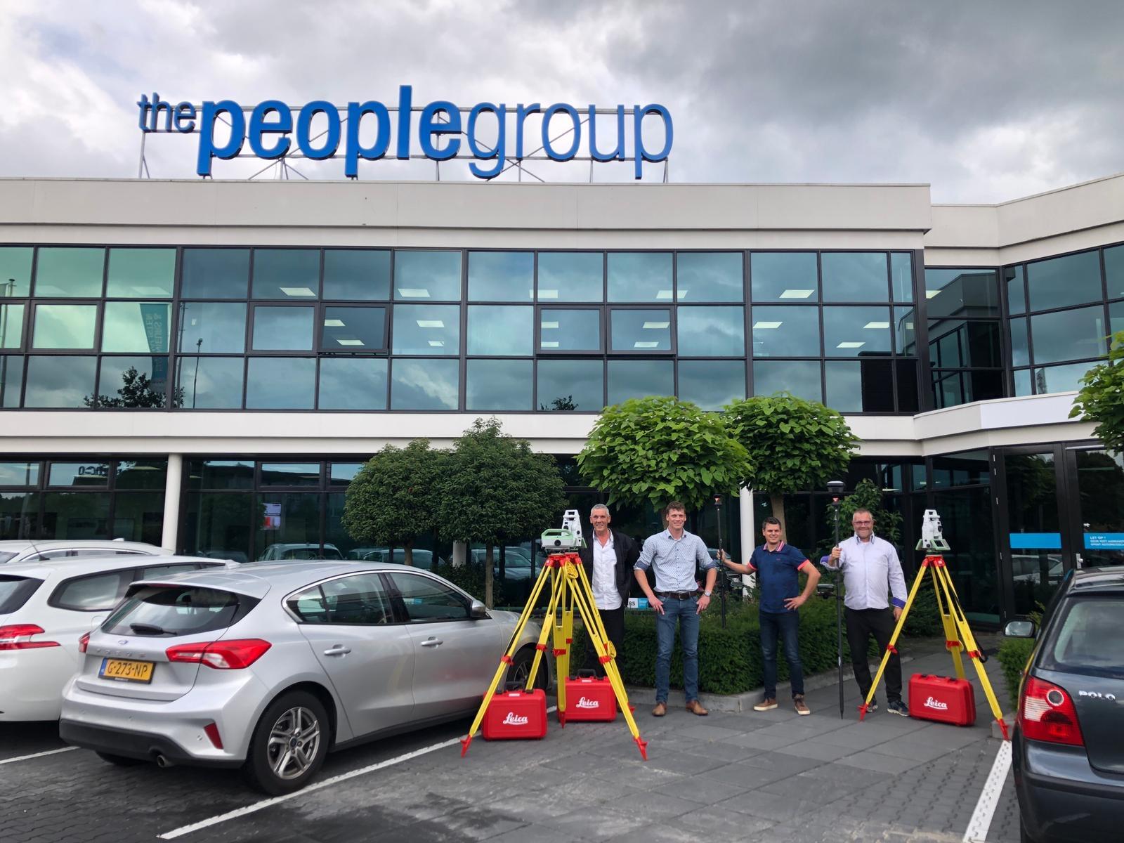 Nieuwe instrumenten voor The People Group Nieuwkuijk