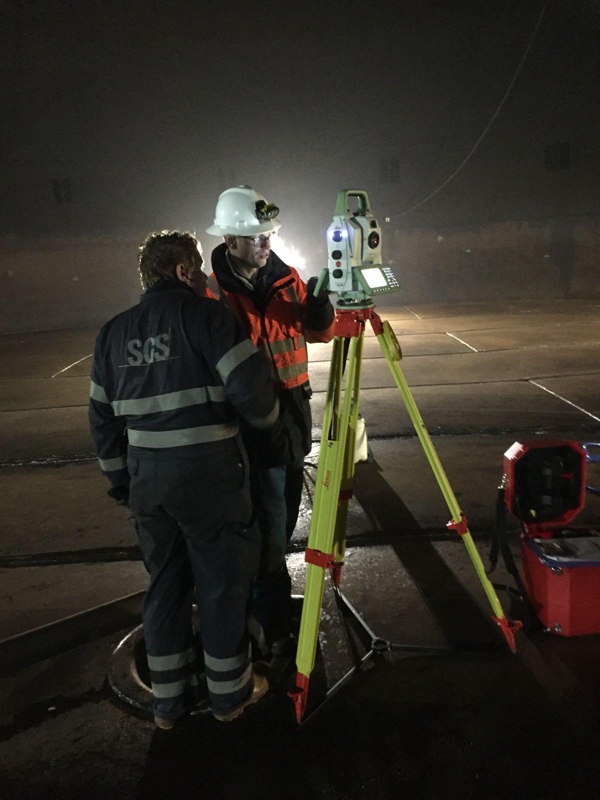 SGS Nederland schaft Leica TS60 aan bij Geotrade